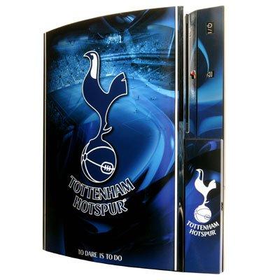 Tottenham Hotspur(トッテナム・ホットスパー) オフィシャル PS3 本体用 スキンシール サッカー プレイステーション3 PS3ソフト [並行輸入品]