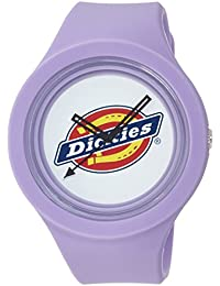 [ディッキーズ]DICKIES 【ディッキーズ】 DICKIES 腕時計 パープル ロゴ DK-0002 DK-0002-06
