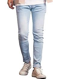 JIGGYS SHOP(ジギーズショップ) スーパー ストレッチ スキニー デニム メンズ パンツ ジーンズ スキニーパンツ 美脚