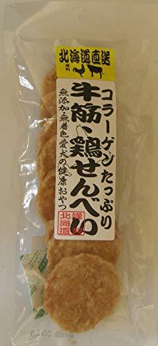 牛筋・鶏せんべい(8枚入)