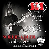 【1セット】SIT SS-S1048WA [10-48] POWER WOUND Willie Adler(Lamb of God) エレキギター弦