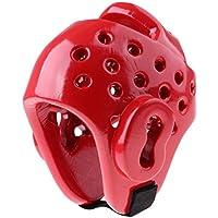 baosity half-coveredヘッドギアのフェイスプロテクターボクシング空手テコンドーキックボクシングSparringヘルメットプロテクターFighting