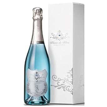 【箱あり】ブランドブルー キュヴェムスー スパークリングワイン Blanc de Blue青いBlanc de Bluer Cuvee Mousseux
