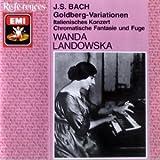J.S.Bach;Goldberg Variation