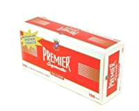 Premier Cigarette Tubes 100s Full Flavor 50ct Case- New by Premier