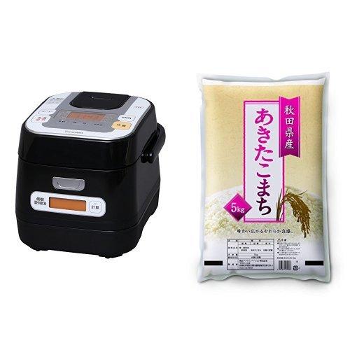 アイリスオーヤマ 炊飯器 IH 3合 銘柄量り炊き 米屋の旨...
