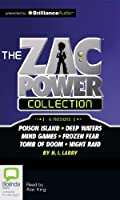 The Zac Power Collection: Poison Island / Deep Waters / Mind Games / Frozen Fear / Tomb of Doom / Night Raid