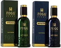 Fogg COMBO PACK OF FOGG IMPRESSIO PERFUME 90 ML + FOGG INTENSIO PERFUME 90 ML Eau de Parfum - 90 m