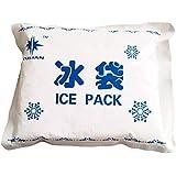 アイシングバッグ 3個セット 氷嚢 アイスバッグ 専用サポーター 繰り返し利用 ケガ 熱中症 スポーツ用 頭痛 歯痛 発熱 肩痛 関節痛 冷温両用