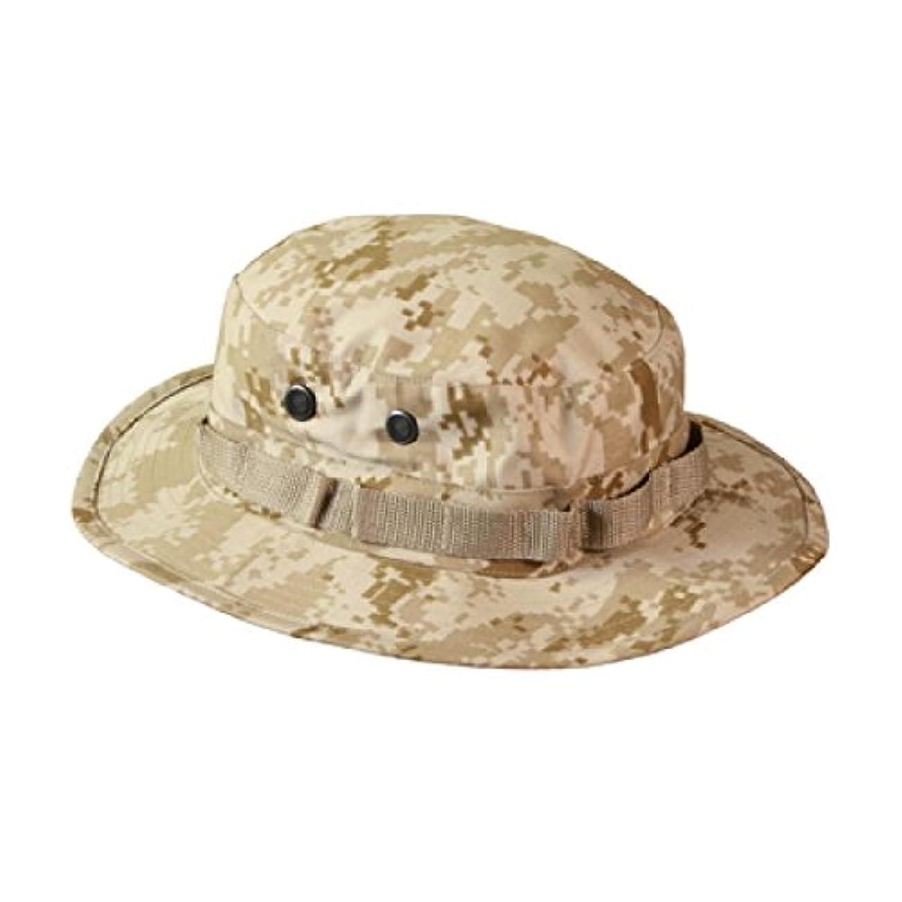 隔離かろうじてタンクRothco メンズ ブーニーハット帽子インチ サイズ8 砂漠デジタル迷彩
