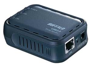BUFFALO 双方向通信対応プリントサーバ LPV3-U2S