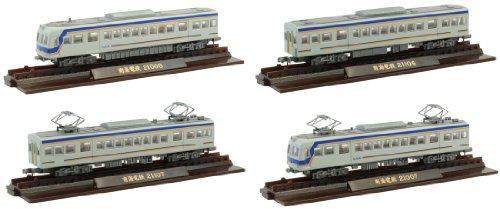 鉄道コレクション 南海21000系 新塗装 4両