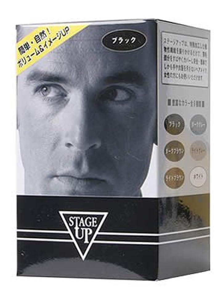 湖連想社員STAGE UP(ステージアップ) ブラック 35g