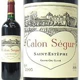 [ Ch.Calon-Segur ] シャトー.カロン・セギュール、2005 サンテステーフAC(赤) 750ml/メドックGrandCru3級