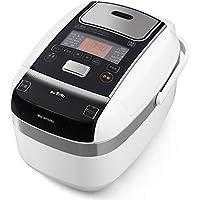 アイリスオーヤマ 炊飯器 5.5合 米屋の旨み 銘柄量り炊き 圧力IH炊飯器 カロリー表示機能 レシピ付き RC-PC50-W ホワイト