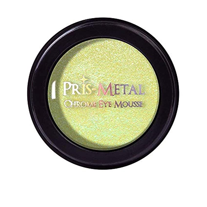 誓い化学薬品ウェブJ. CAT BEAUTY Pris-Metal Chrome Eye Mousse - Electra (並行輸入品)