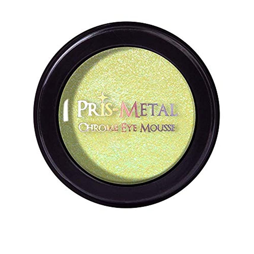 解釈する汚物異なるJ. CAT BEAUTY Pris-Metal Chrome Eye Mousse - Electra (並行輸入品)