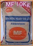 オリエンタル酵母マウス・ラット・ハムスター用MF(基礎飼料)10Kg