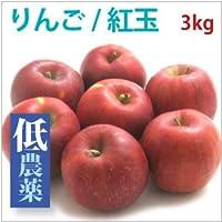 りんご・紅玉 3㎏