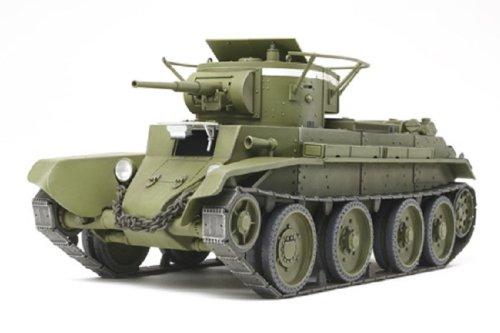 タミヤ 1/35 ミリタリーミニチュアシリーズ No.309 ソビエト陸軍 戦車 BT-7 1935年型 プラモデル 35309