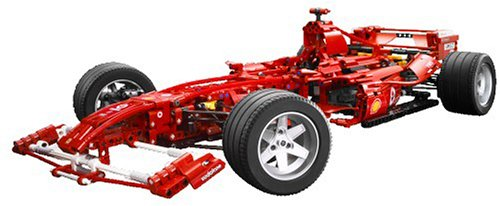 レゴ (LEGO) レーサー フェラーリF1 1/8 8674