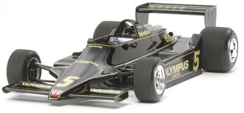 タミヤ 1/20 グランプリコレクションシリーズ No.60 ロータス タイプ79 1978 プラモデル 20060