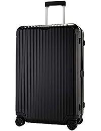 a32ae2ca57 [ リモワ ] RIMOWA 【Newモデル】 エッセンシャル 83273634 チェックイン L 85L 4輪 スーツケース マットブラック  Essential Check-In L Matte Black 旧 サルサ…