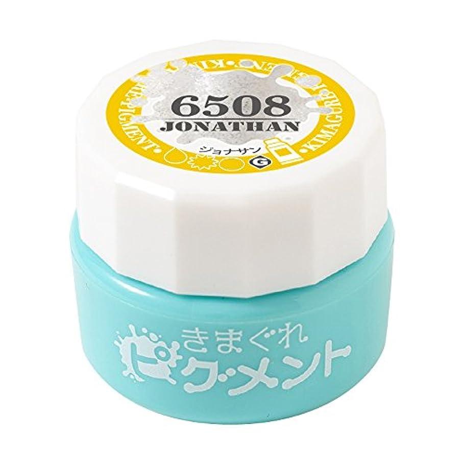 メイエラ警戒雑品Bettygel きまぐれピグメント ジョナサン QYJ-6508 4g UV/LED対応