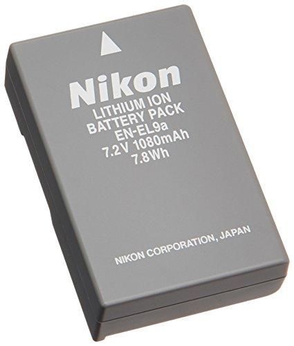 Nikon Li-ion リチャージャブルバッテリー EN-EL9a