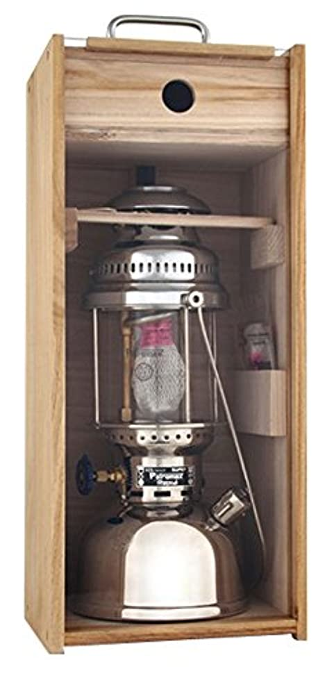 樹木ほのか紀元前PETROMAX(ペトロマックス) 灯油ランタン 木製ケース  HK500用 【日本正規品】 12372