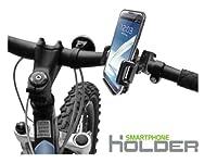 "HTC One "" Remix ""ユニバーサル自転車電話ホルダーforスマートフォン(最大4インチ幅)"