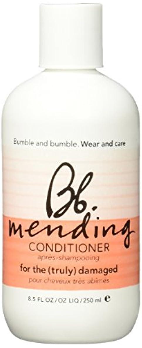準備した型結紮バンブルアンドバンブル Bb. Mending Conditioner (Colored, Permed or Relaxed Hair) 250ml/8.5oz並行輸入品
