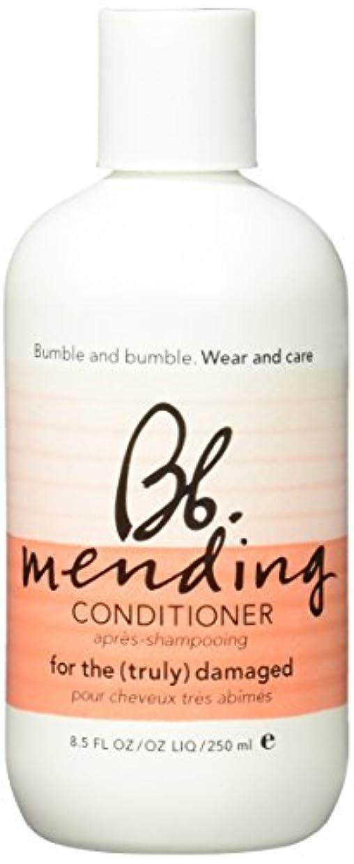 熟練した型犯罪バンブルアンドバンブル Bb. Mending Conditioner (Colored, Permed or Relaxed Hair) 250ml/8.5oz並行輸入品