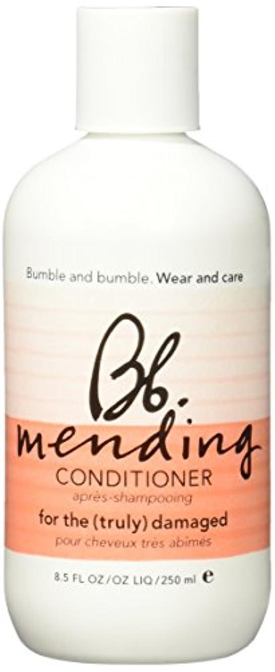彫刻家テニスバケットバンブルアンドバンブル Bb. Mending Conditioner (Colored, Permed or Relaxed Hair) 250ml/8.5oz並行輸入品