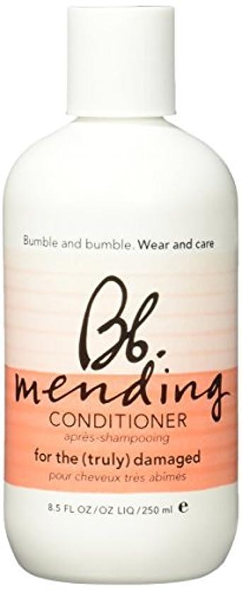 炭水化物おばさん非常にバンブルアンドバンブル Bb. Mending Conditioner (Colored, Permed or Relaxed Hair) 250ml/8.5oz並行輸入品