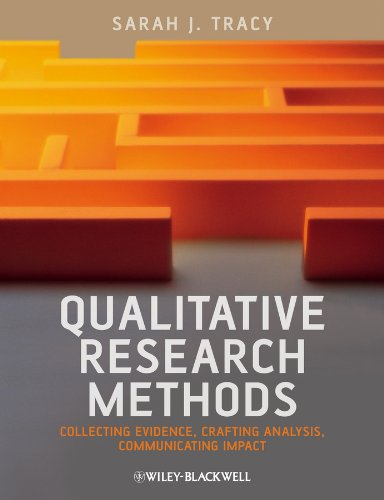 Download Qualitative Research Methods: Collecting Evidence, Crafting Analysis, Communicating Impact 140519202X