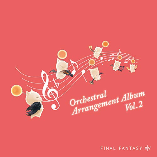 【Amazon.co.jp限定】FINAL FANTASY XIV Orchestral Arrangement Album Vol. 2 (不織布ミニCDバッグ付)