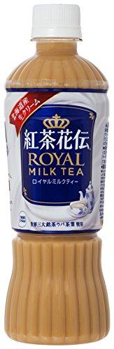 コカ・コーラ 紅茶花伝 ロイヤルミルクティー ペットボトル 470ml PET×24本