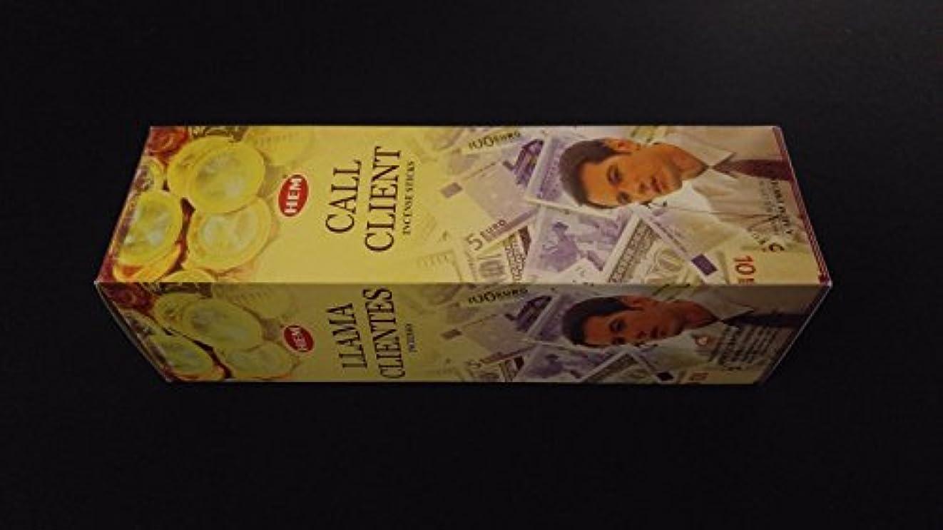 一般的なインデックスペルメルコールクライアント25ボックスof 8 = 200裾Incense Sticksバルクケース小売表示