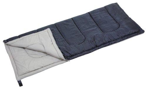 キャプテンスタッグ 寝袋 【最低使用温度12度】 封筒型シュラフ フォルノ 800 ダークネイビー M-3473