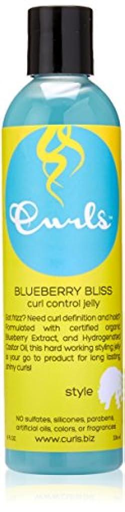 解説離れたジャンクションCurls Blueberry Bliss CURL Control Jelly by Curls