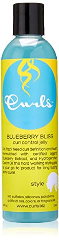 咳タップリスクCurls Blueberry Bliss CURL Control Jelly by Curls