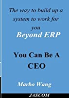 Beyond ERP: The way to build up a system to work for you. [並行輸入品]