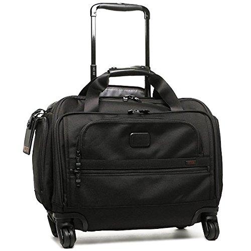 (トゥミ) TUMI トゥミ バッグ TUMI 22652 D2 4 WHEELED COMPACT DUFFEL スーツケース・キャリーバッグ BLACK [並行輸入品]