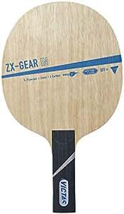 ヴィクタス(VICTAS) 卓球 ラケット ZX-GEAR IN シェークハンド 攻撃用 特殊素材入り ストレート 028805