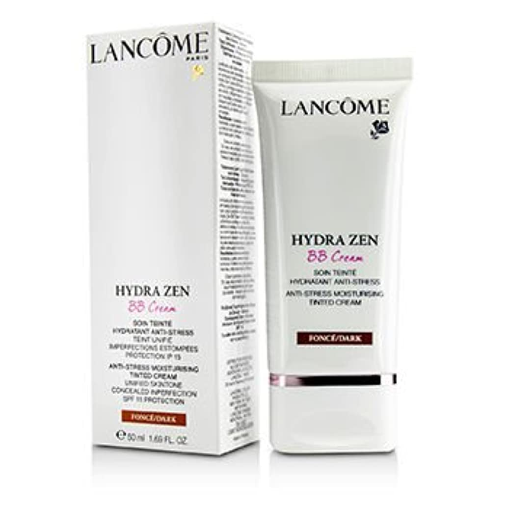 早熟受け入れたバイバイ[Lancome] Lancome Hydra Zen (BB Cream) Anti-Stress Moisturising Tinted Cream SPF 15 - # Dark 50ml/1.69oz
