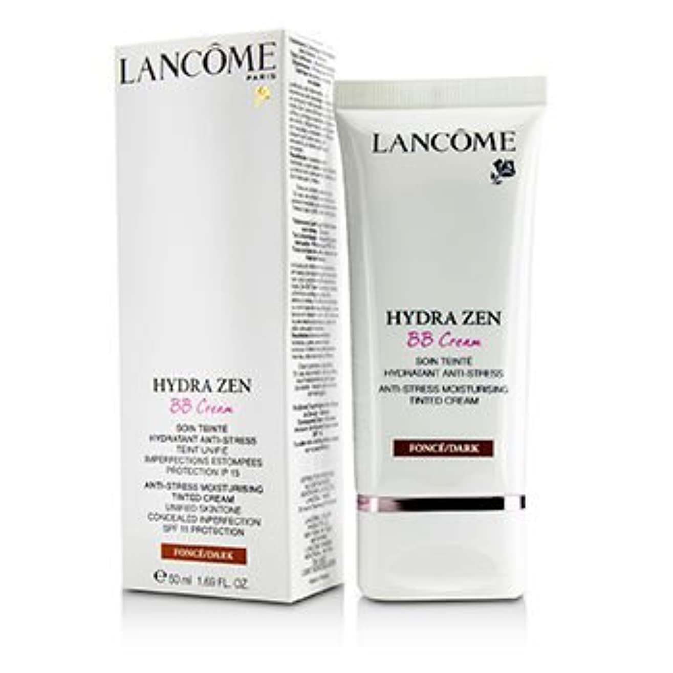自伝クリックはちみつ[Lancome] Lancome Hydra Zen (BB Cream) Anti-Stress Moisturising Tinted Cream SPF 15 - # Dark 50ml/1.69oz