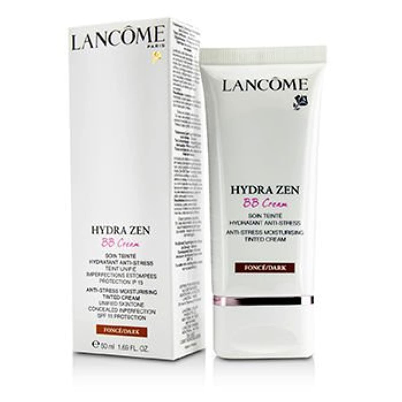 傑作同意する不規則性[Lancome] Lancome Hydra Zen (BB Cream) Anti-Stress Moisturising Tinted Cream SPF 15 - # Dark 50ml/1.69oz