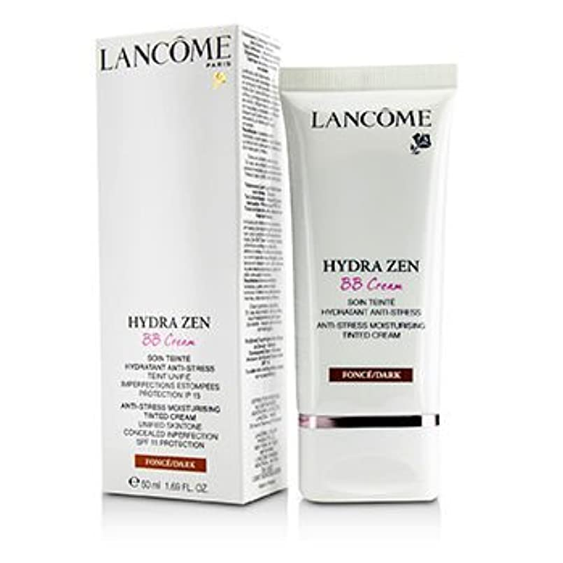 マーベル本質的ではない慢[Lancome] Lancome Hydra Zen (BB Cream) Anti-Stress Moisturising Tinted Cream SPF 15 - # Dark 50ml/1.69oz