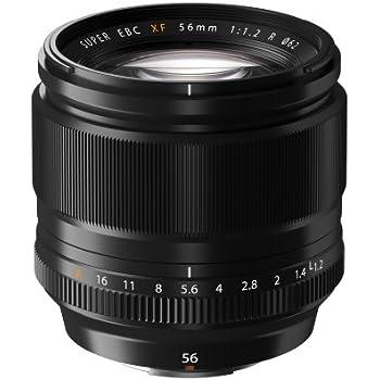 FUJIFILM 単焦点中望遠レンズ XF56mmF1.2 R